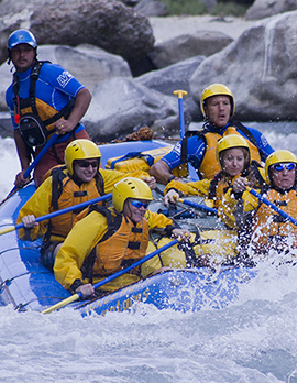 White Water Rafting & Kayaking in Nepal