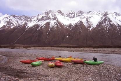 Culture, Kayaking and Rafting Trip to Tibet