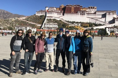 Culture, Mt Everest Basecamp and Kayaking Rafting Trip to Tibet