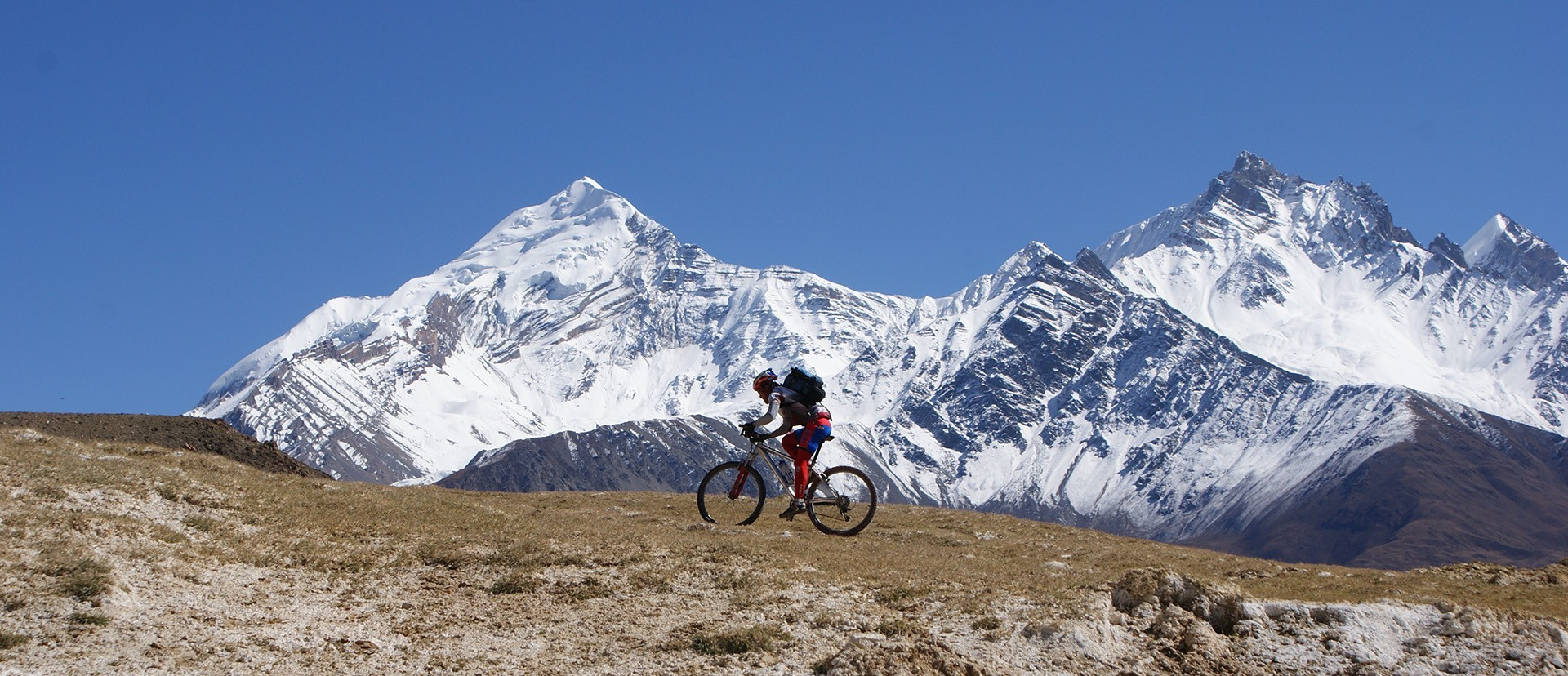 Mountain Biking Tours in the Himalayas