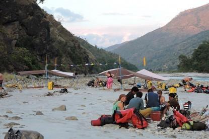 Sun Kosi Trek and Tamur Rafting/Kayaking Trip