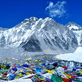 Everest Base Camp Trekking