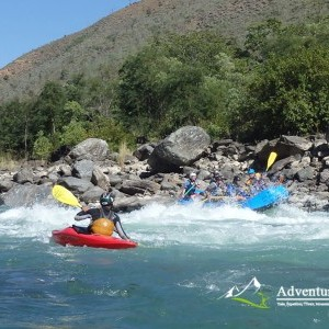 Rafting/Kayaking