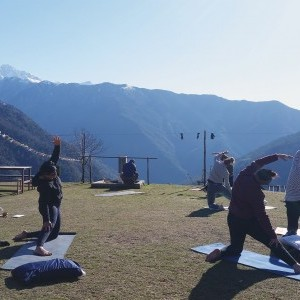 Yoga and Meditation Trek to Tamang Heritage Langtang